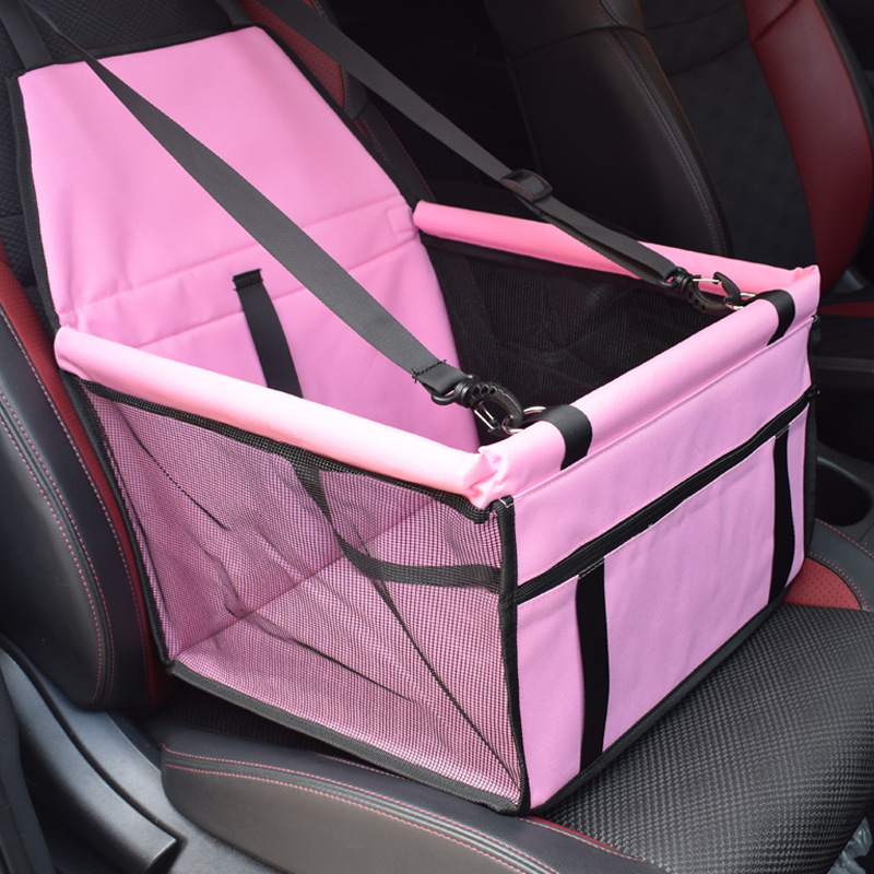 Waterproof Oxford Fabric Multiple Color Options for Pet Car Mat