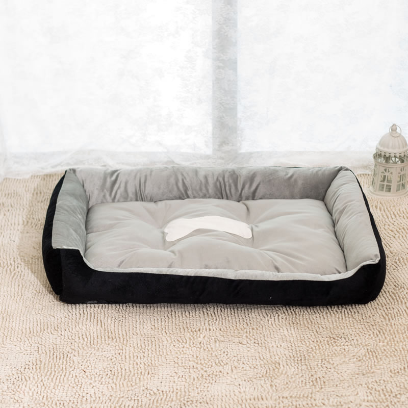Comfortable Waterproof Pet Pattern House Bed For Dogs&Cats